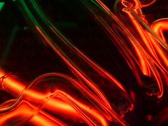 nightglow (dmixo6) Tags: red urban orange colour macro night vancouver easter juicy neon mountpleasant vivid heat dugg dmixo6