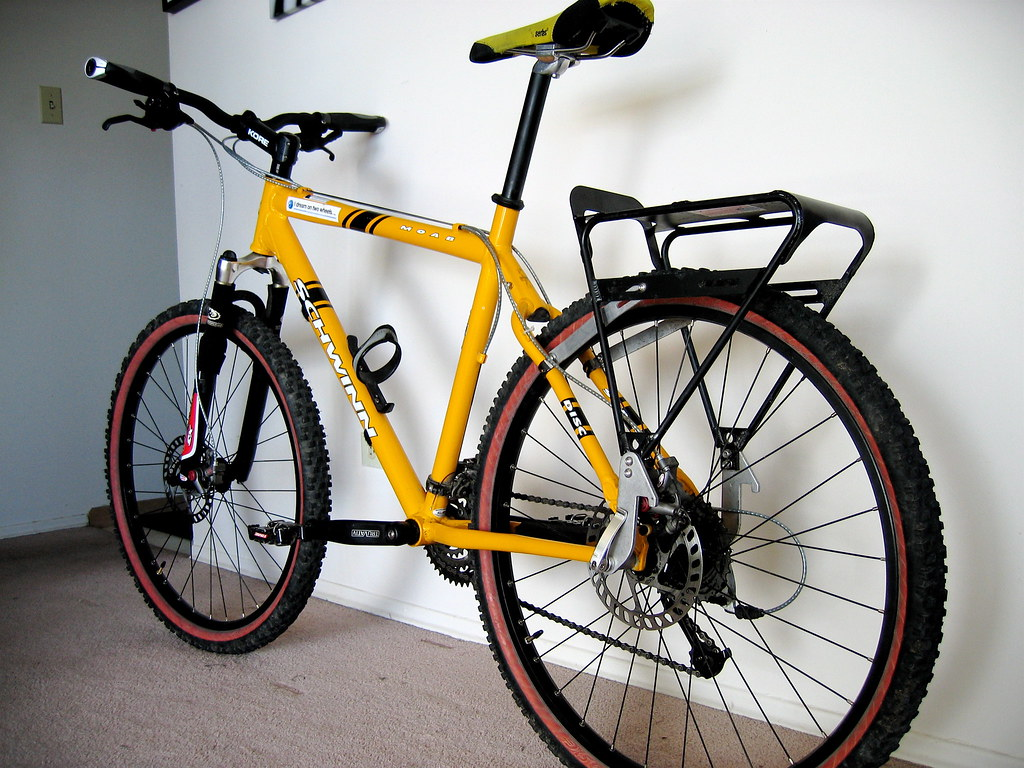 Rear Rack For Disc Brake Bike Forums