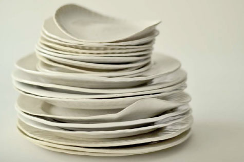 Virginia Sin :  dinnerware virginia sin design designer