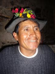 Huaynacotas maire