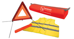 CSF-Safety Vest & Triangle Kit