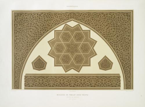 l'art arabe