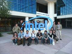 第4回鹿児島大学シリコンバレー研修ツアー Intel 博物館
