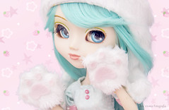 Tutie - Pullip Panda (Candie Dolls ♡) Tags: asianfashiondoll asiandoll fashiondoll pastelcolor pastelpink pastel kawaii kawaiidoll cute cutedoll groovedoll groove junplanningdoll junplanning pullip pink pullipdoll pinkdoll pullippanda