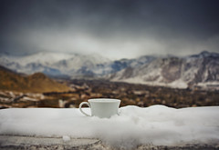 Coffee ayone? (The Canon Fanboy) Tags: coffee himalayas mountains ladakh landscape photography bobbyroy explore traveller passion profession clouds monsoon subzero