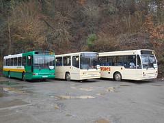 Newton's P885 MNE, P317 EFL and P636 FFC (Welsh Bus 18) Tags: newtons volvo b10m55 northerncountiespaladin p885mne stagecoach manchester 885 southwales 20885 alexander ps p317efl cambridge 317 west 20697 b10b58 plaxton verde p636ffc oxfordbuscompany 636 islwynboroughtransport 36 21028 newbridge