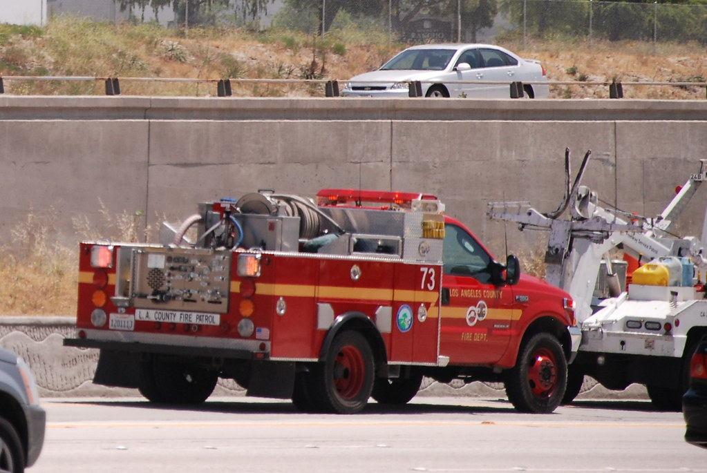 LOS ANGELES COUNTY FIRE DEPARTMENT (LACoFD)