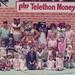 Telethon Money Wall