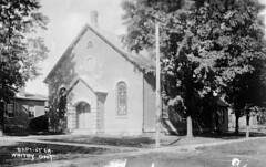 Whitby Baptist Church, c.1913