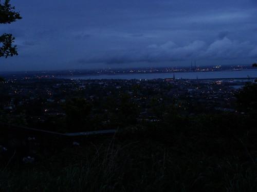 Dalkey Hill Rainy 089