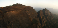 Kokankada (soumitra911) Tags: panorama india mountain trek fort maharashtra around pune mws sahyadri shivaji harishchandragad maharaj soumitra aroundpune kokankada inamdar soumitra911