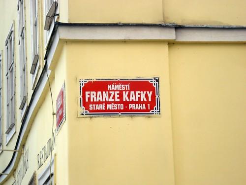 Franz Kafka Street