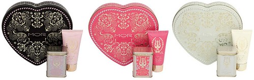 Mothers Day 2011 Heart Gift Tins