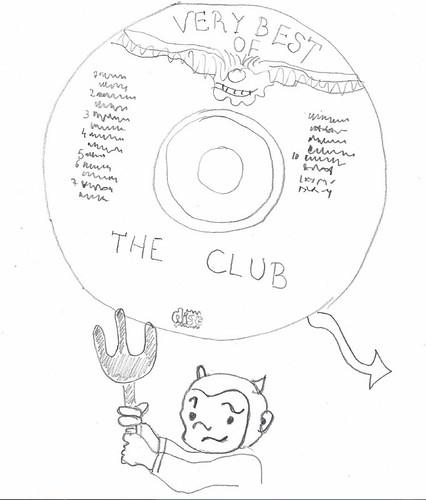 THE CLUB by LaVisitaComunicacion