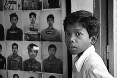 S21, Tuol Sleng - Pol Pot's Secret Prison (5) (Mio Cade) Tags: history love cambodia victim prison torture hate murder genocide judgment phnom penh sleng tuol siha