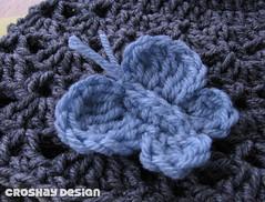 Crochet-Butterflys/Hearts/Motifs on Pinterest | 178 Pins