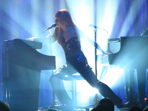 Tori Amos photo by ericskiff on Flickr