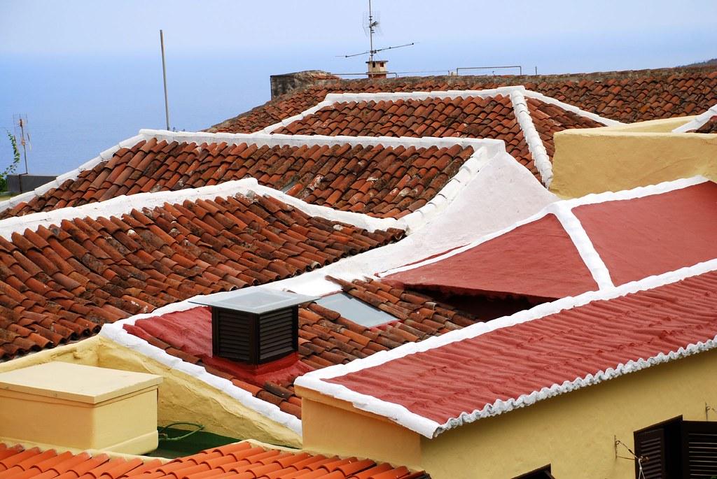 Photo des Canaries n°8. Toits de San Juan de la Rambla