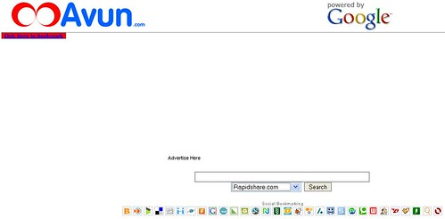 Webworm GenTech: AVUN - Dedicated Search Engine for FILE