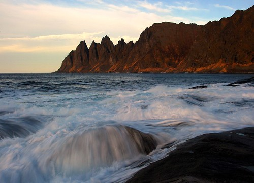 Senja, my favorite place in Norway - Tungeneset