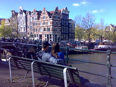 Prinsengracht brouwersgracht canal amsterdam (PhilDutch Amsterdam Bed and Breakfast ,) Tags: amsterdam canal prinsengracht brouwersgracht