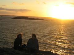St briac 2004 099 (FannyDS) Tags: sunset de soleil couch