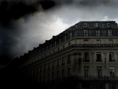 Le Grand Hotel (LastAvalon) Tags: paris architecture hotel tvw