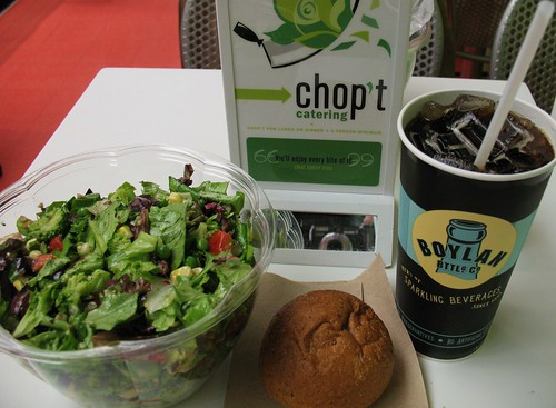 Chop't Salad Lunch