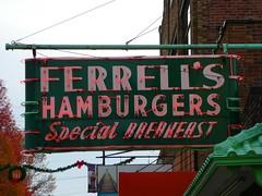 Hopkinsville, KY I think the best sign ever! (army.arch) Tags: sign downtown neon ky historic hamburgers artdeco neonsign historicdistrict nationalregisterofhistoricplaces hopkinsvillekentucky ferrells specialbreakfast