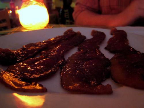 Famed Praline Bacon