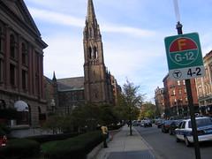 Newbury Street (ornhans) Tags: boston newburystreet 2007 nvember