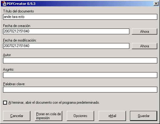 Crear archivos PDF 2081123488_ec089d3872_o
