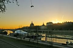 Lyon - Sunset
