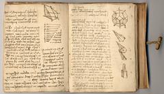 Leonardo da Vinci, Forster Codex I, 6v-7r.