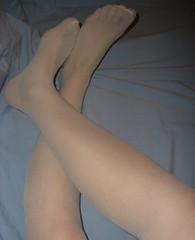 44 (feet_man99) Tags: feet stockings femalefeet