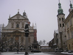 St John and St Paul (Pinkannie) Tags: krakow