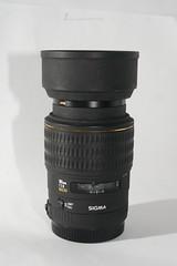Sigma 105/2.8 EX Macro (non-DG)