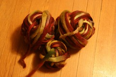Crown Mountain Farms Pencil Roving