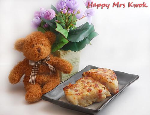 The Kwoks Viewfinder Hong Kong Style Radish Cake
