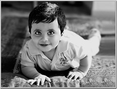(A.A.A) Tags: family light boy baby white black cute love smile photography kid son hasselblad aaa amna hassie irresistible jassim althani aalthani 39megapixels h3diihasselbad amnaaalthani hawaalrayyanfav