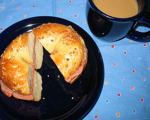 Oh, Bagel how I love thee