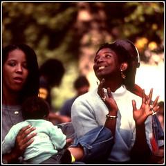 Joy... (Osvaldo_Zoom) Tags: girls newyork smile hands joy mother afroamerican littlestories picswithsoul