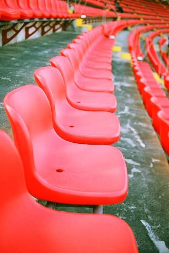 [新竹]紅色體育場