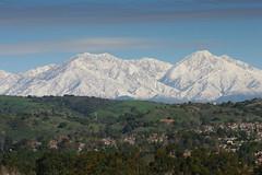 So Cal Mountains (The Wiggidy) Tags: california winter snow mountains san view snowcapped lanscape brea bernardino challengeyouwinner photofaceoffwinner coolestphotographers pfogold
