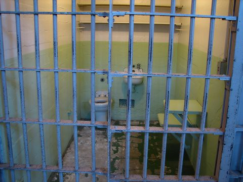 Jail Cell-Alcatraz
