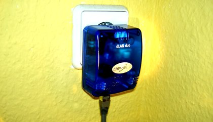 DLAN - Internet über das Stromnetz