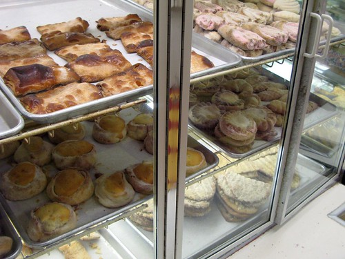 Pan Dulces at the Panaderia