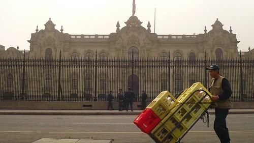 Sabor Nacional: Palacio de Gobierno