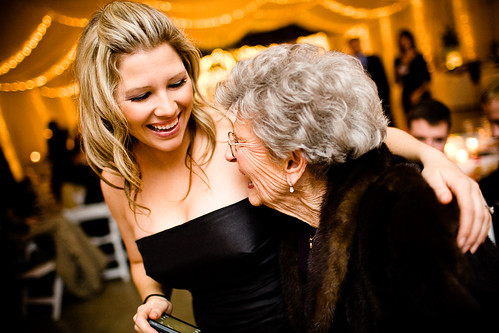 Grandma, and daughter-in-law