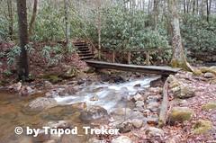 Appalachian Trail Foot Bridge (tripod_treker) Tags: blueridgeparkway bestnaturetnc07
